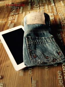 cover jeans per ipad